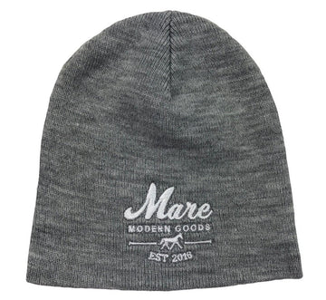 Mare Modern Goods Beanie in Grey - One Size