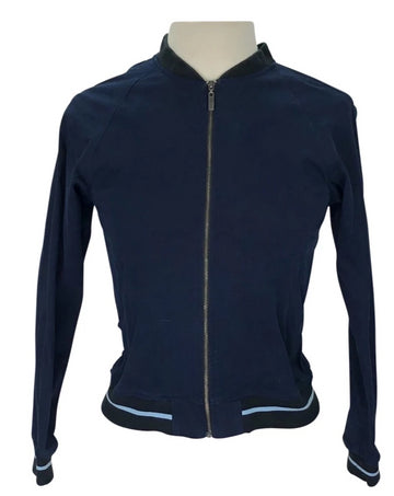 Callidae The Team Jacket in Navy with full zip