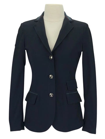Cavalleria Toscana Show Jacket in Black