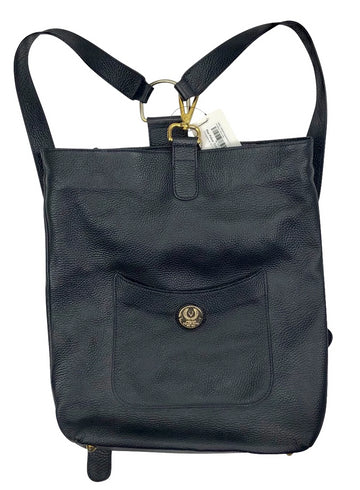 NOEL ASMAR Equestrian Firenze Backpack in Navy