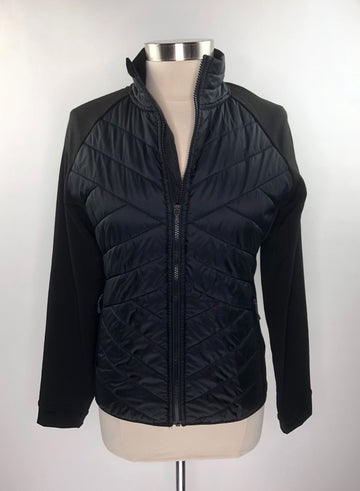 Smartwool Smartloft Jacket in Black - Women's L