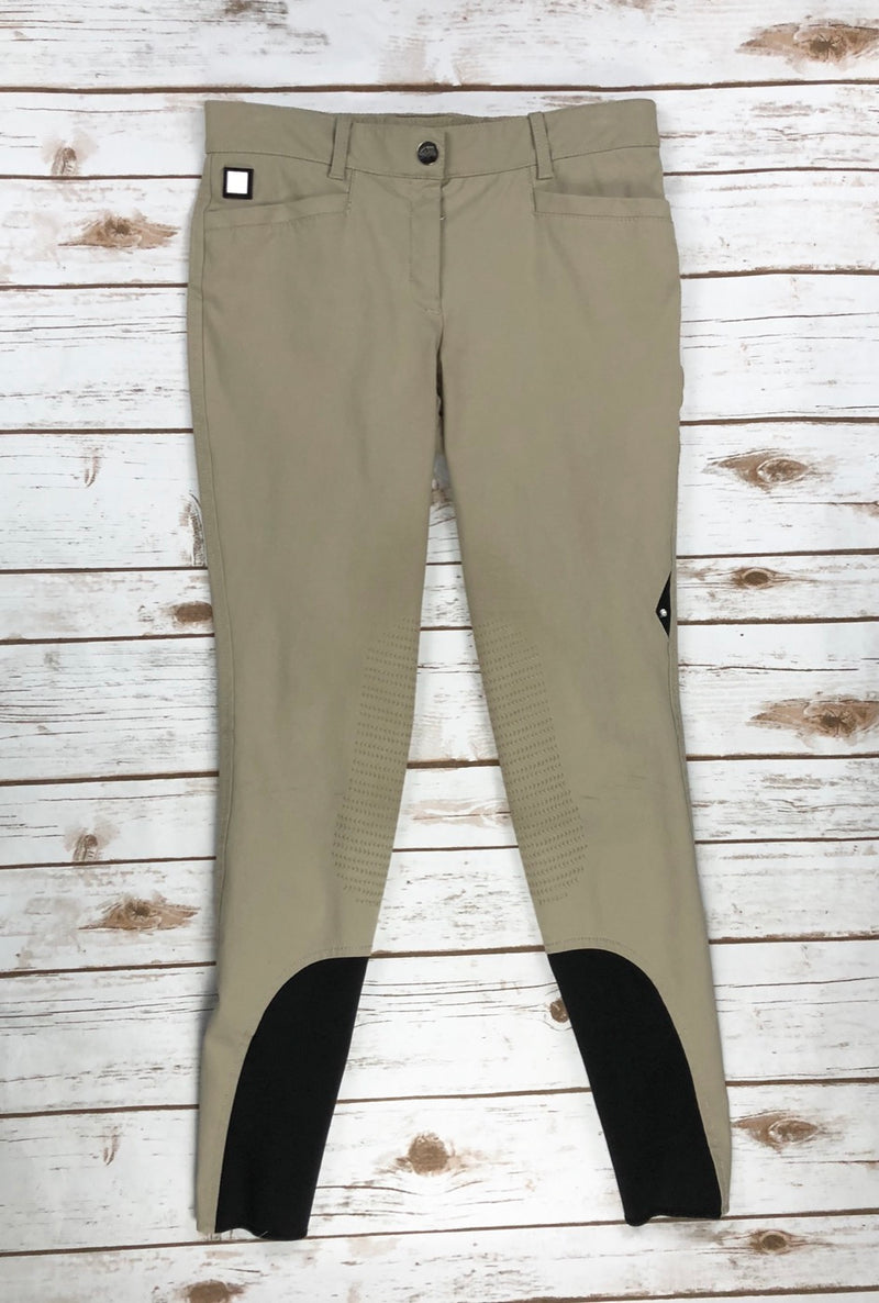 Equiline Ash Breeches in Tan - Women's IT 44