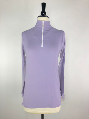 Tailored Sportsman IceFil Shirt in Lovely Lavender - Women's XS