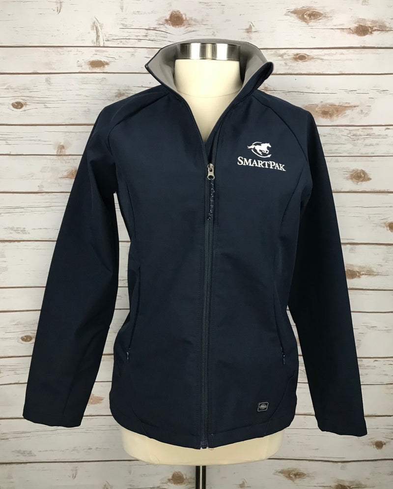 Smartpak Softshell Jacket in Navy - Women's Medium