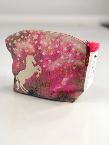 Spiced Equestrian Believe Makeup Bag in Multi - One Size