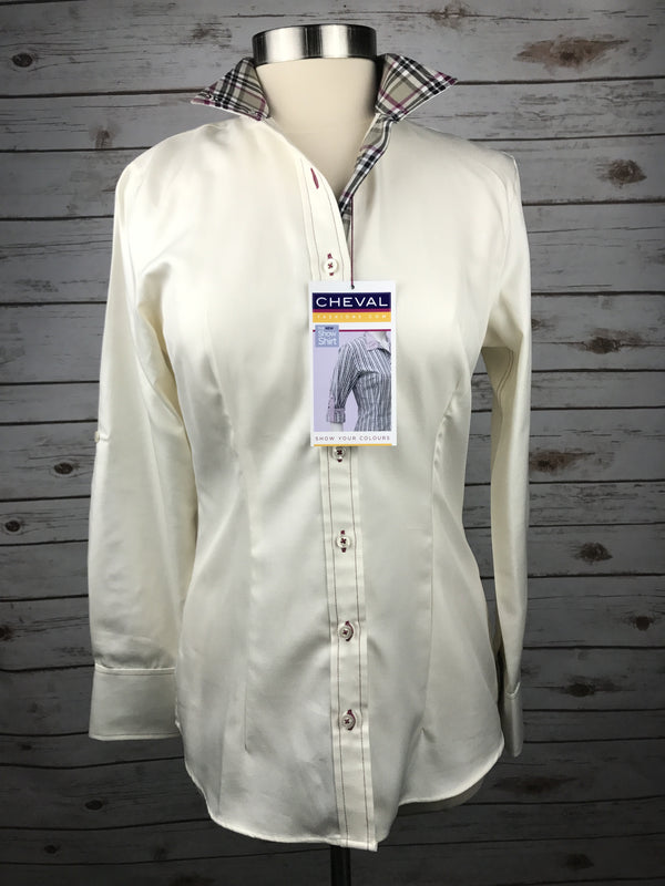 Cheval Luxury Show Shirt - Women's 10 | M