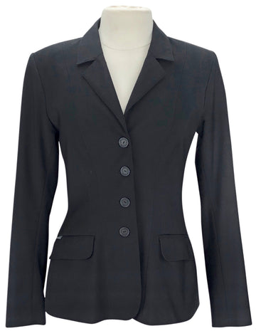 Winston Equestrian Classic Hunter Competition Coat in Navy