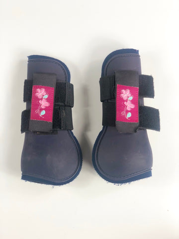 Pony Boot Set in Navy - Pony Size