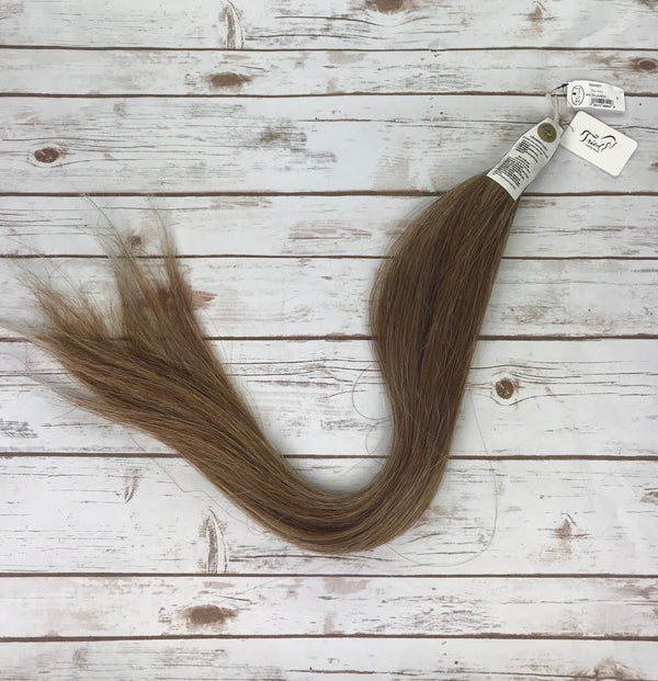 Champion Tails False Horse Tail Extension in Light Flaxen - Standard Medium 225g