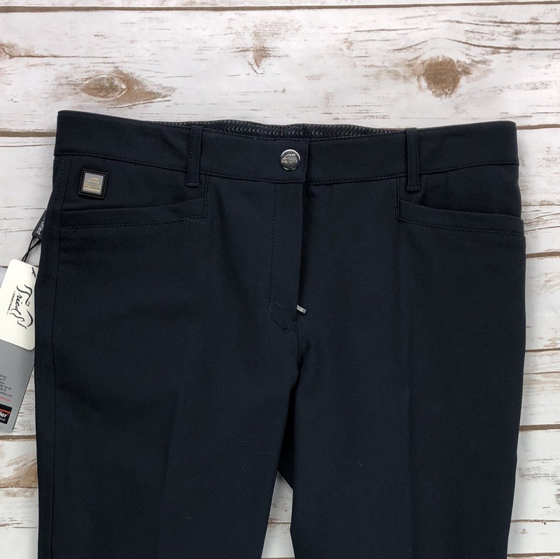 Equiline Ash Breeches in Navy - Women's IT 48