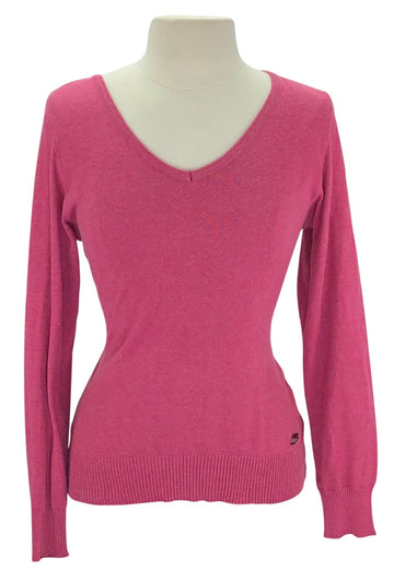 Winston Sweater Milan in Red Violet