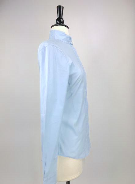 Callidae Show Shirt in Sky Blue -  Right Side View