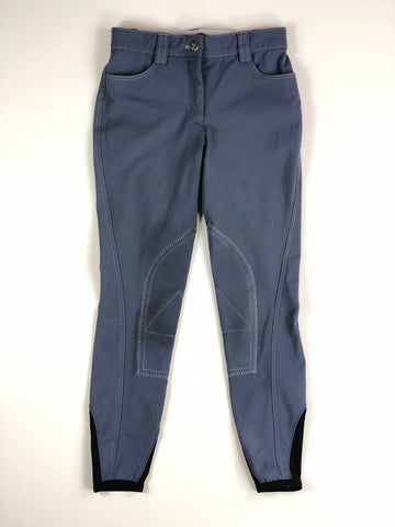 Sarm Hippique Lisbona Breeches in French Blue - Women's US 22 | XS