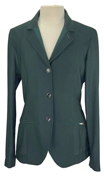 AA Platinum Motionlite Jacket in Hunter Green