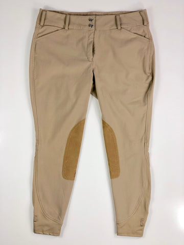 Tredstep Hunter Classic Breeches in Tan - Women's 34R | XL