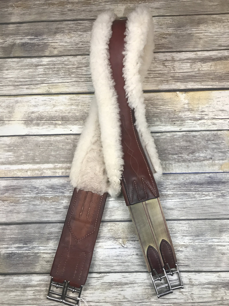 Edgewood Sheepskin Girth - 54""