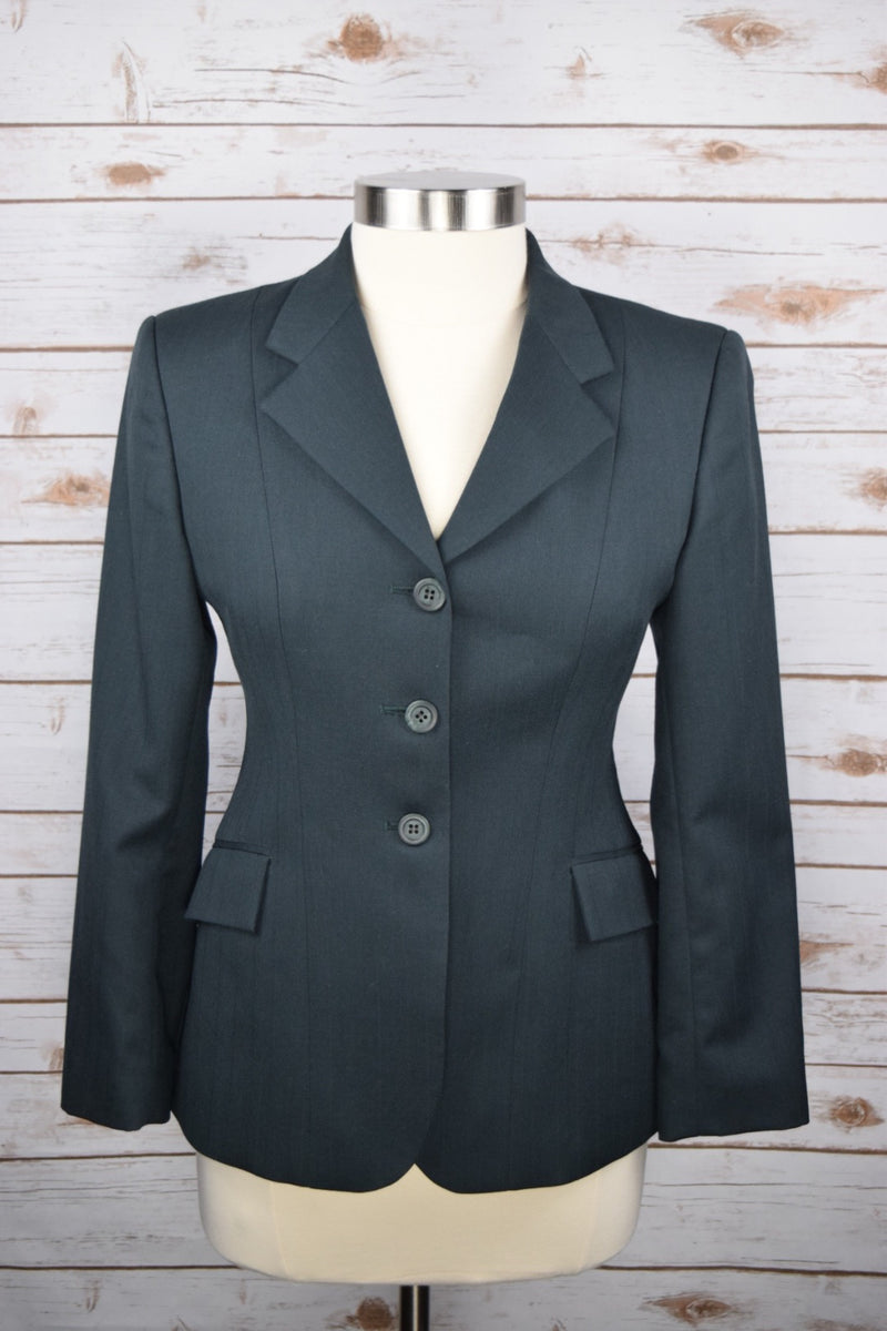 Grand Prix for Hadfield's Hunt Coat in Green - Women's 12S Slim