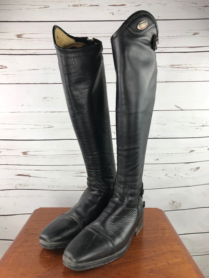Parlanti Denver Tall Boots in Black - Size EU 37 MH