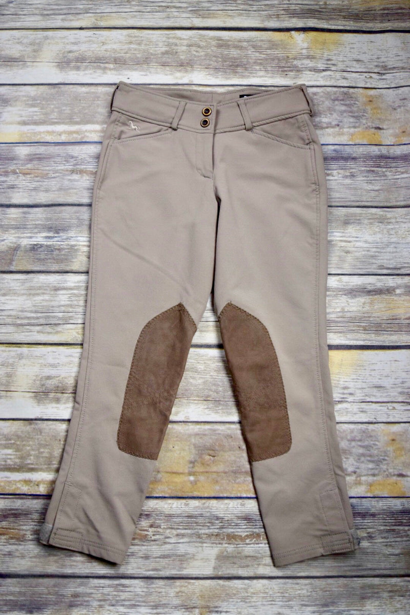 RJ Classics Harrisburg Breeches in Sand - Children's 12