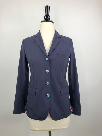 Animo Lea Competition Jacket in Navy - Women's IT 38 (US 2) | XS