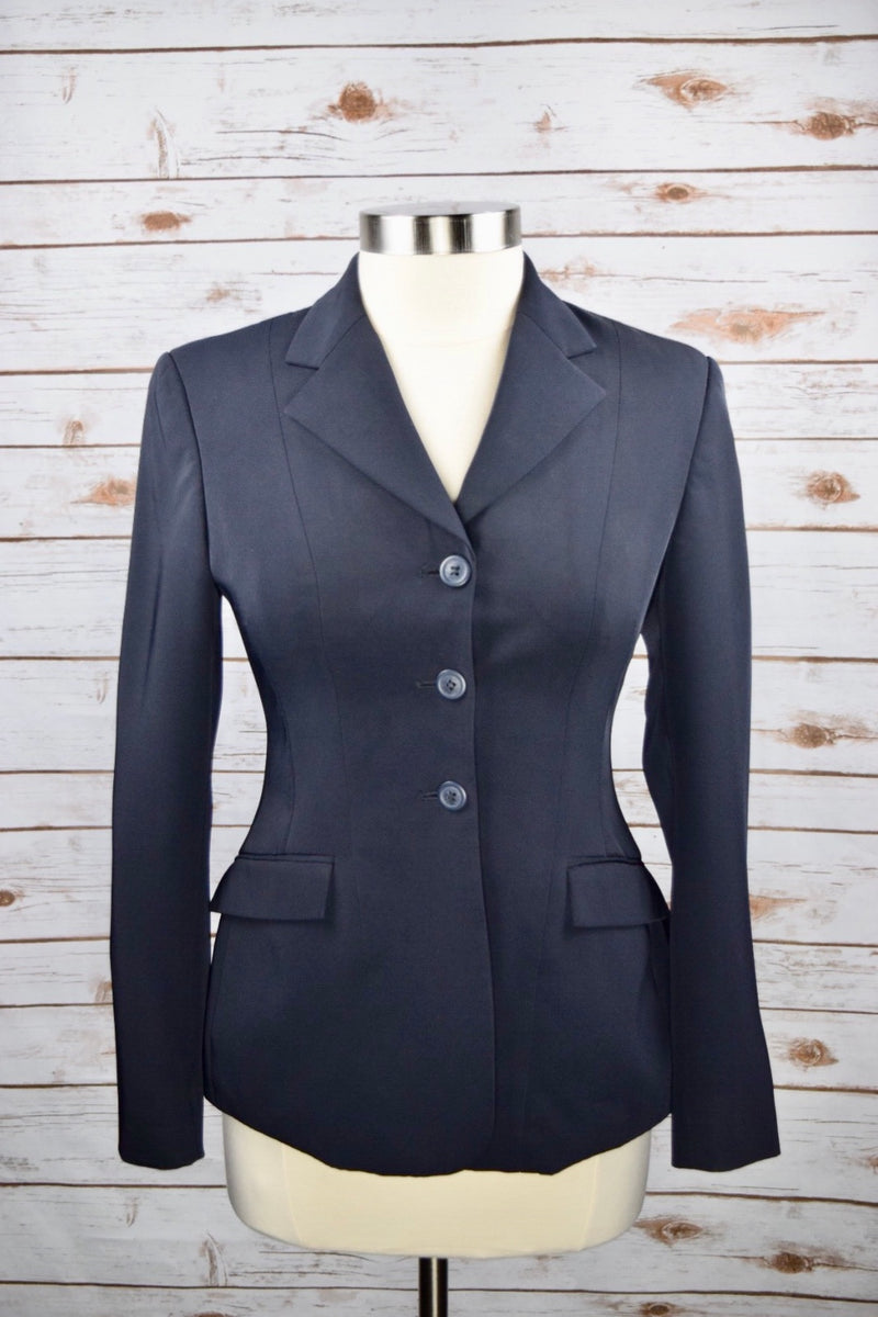 RJ Classics Xtreme Collection Hunt Coat in Navy - Women's 2S