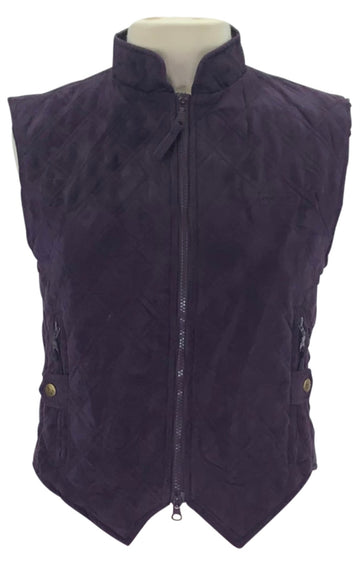front view of Intec Vest in Purple