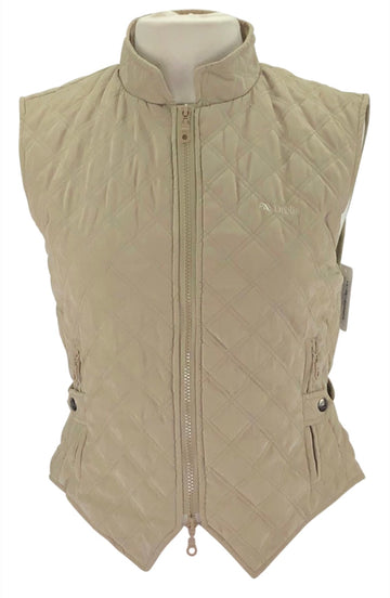 front view of Dublin Vest in Tan