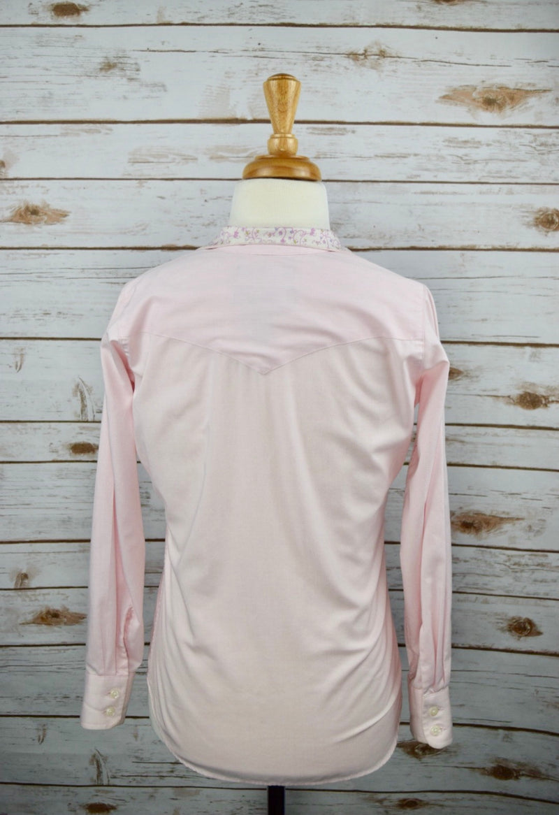 Essex Classics Coolmax Wrap Collar Show Shirt in Pink - Children's 10
