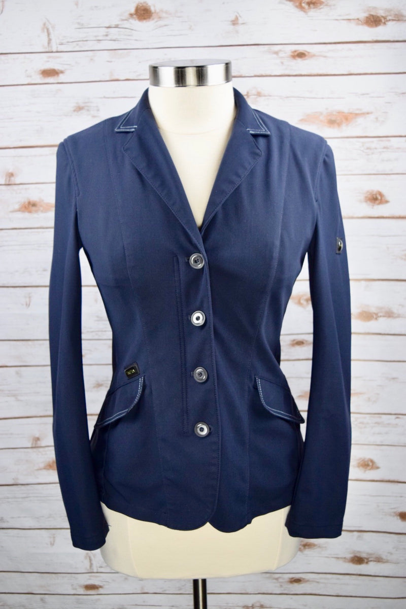 Pikeur Sarissa II Competition Jacket in Navy - Women's US 8