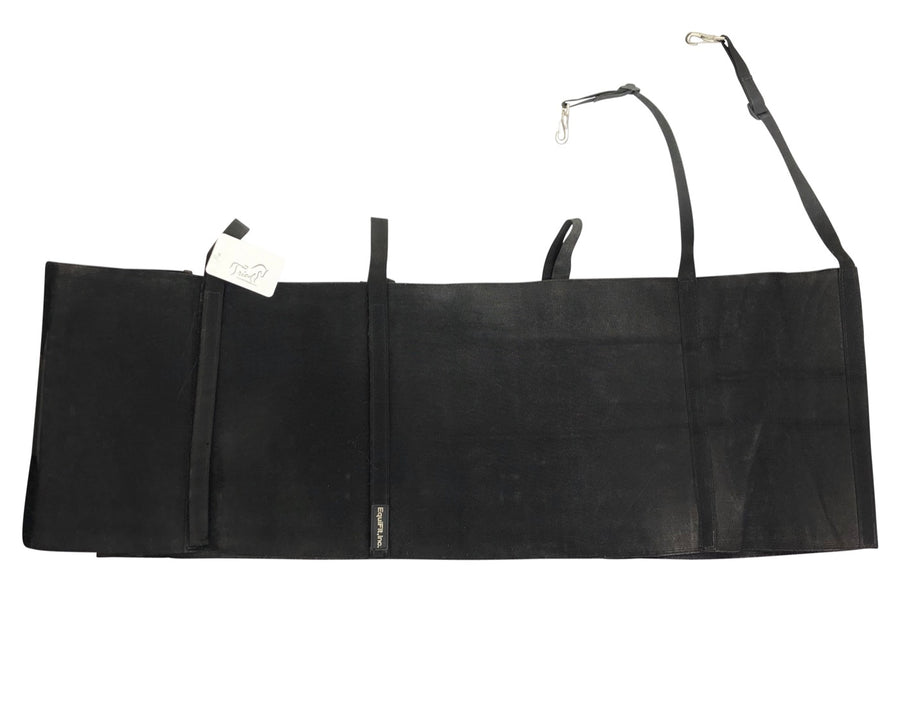 Top of EquiFit BellyBand in Black