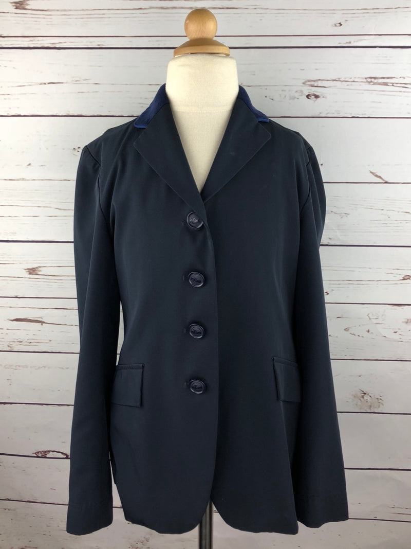 Grand Prix TechLite Hunt Coat in Navy - Children's 12R Slim