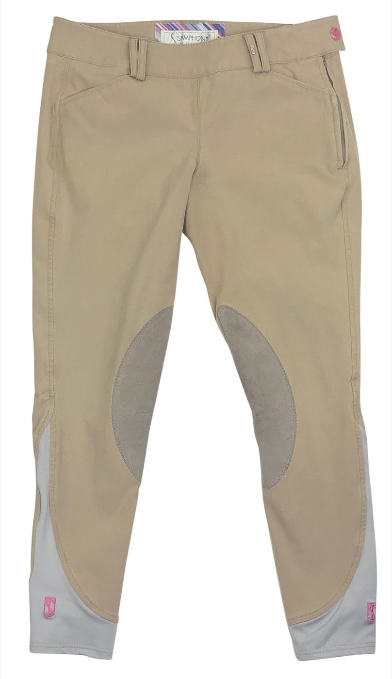 Tredstep Symphony Breeches in Tan