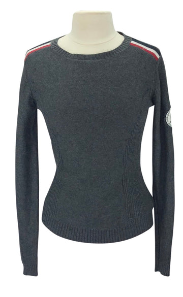 Kingsland Sweater in Grey