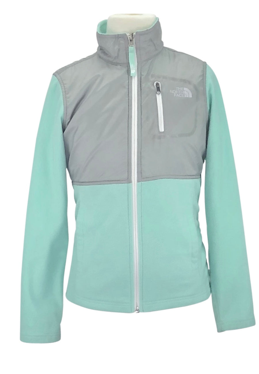 North Face Jacket in Windmill Blue - Children's Medium