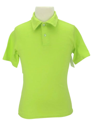 Wonder Nation Polo in Green