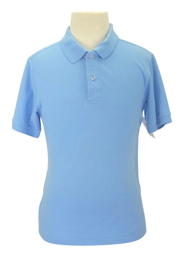 Wonder Nation Polo in Baby Blue