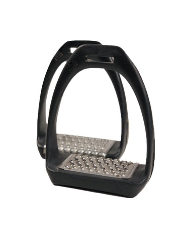 Royal Rider Stirrups in Black - 4 3/4