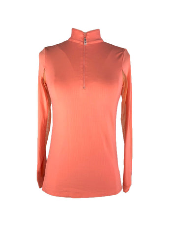 EIS Cool Shirt in Peach - Front View