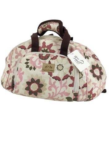 Equine Couture Ashley Helmet Bag in Pink -  Overview