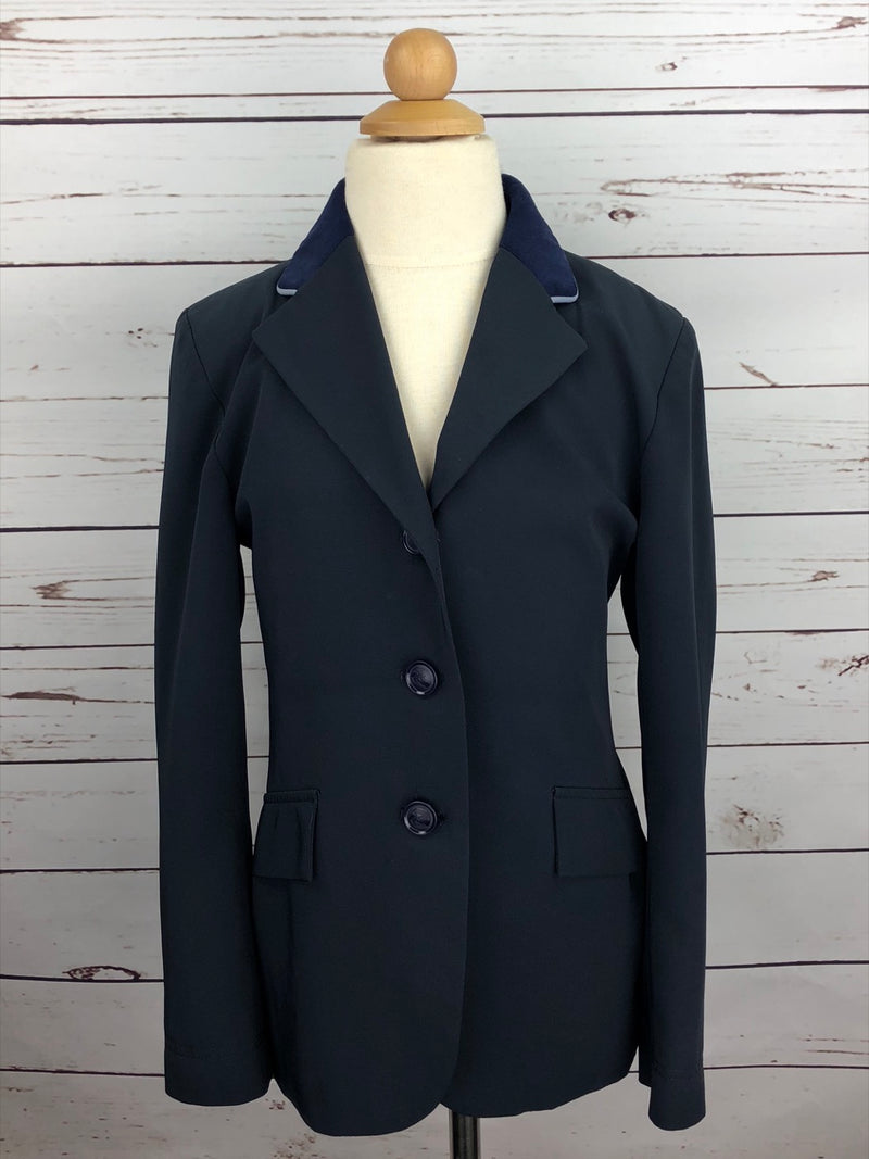 Grand Prix TechLite Hunt Coat in Navy - Children's 10R