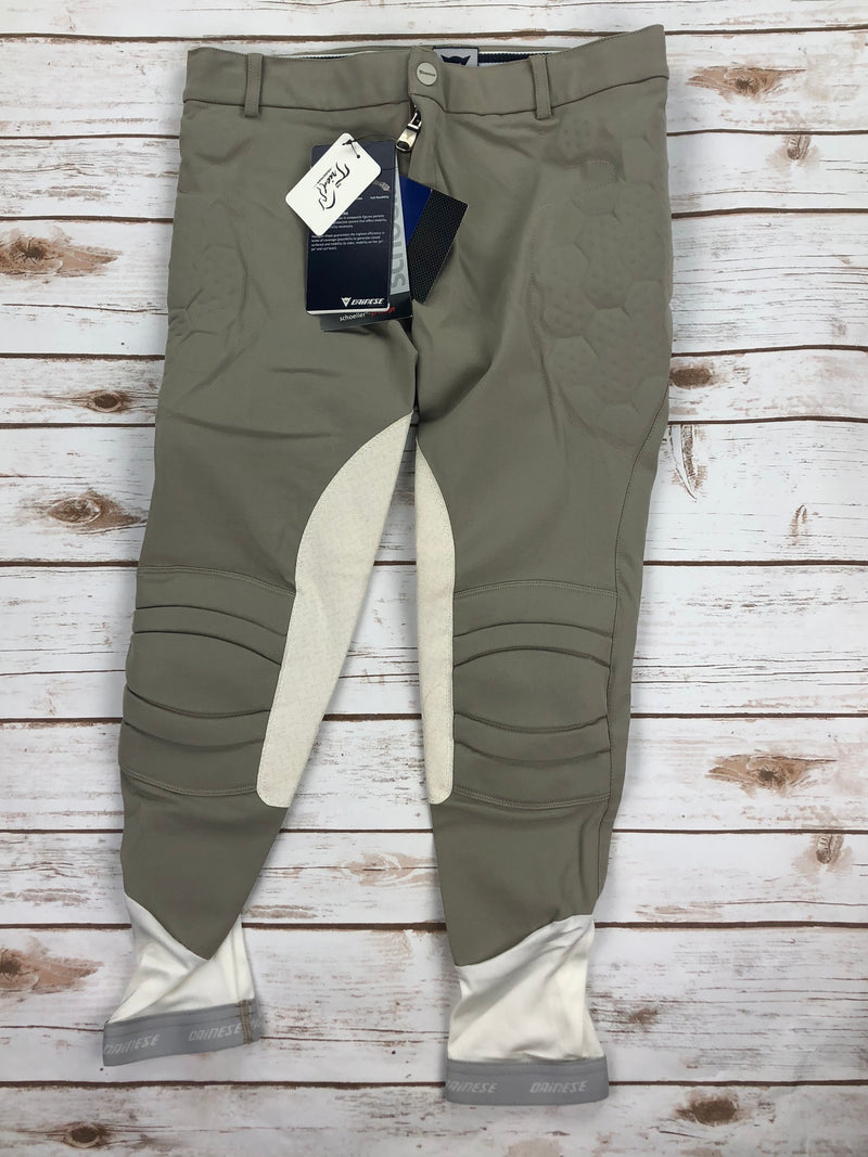 Dainese Ribot Breeches in Tan - Men's IT 48