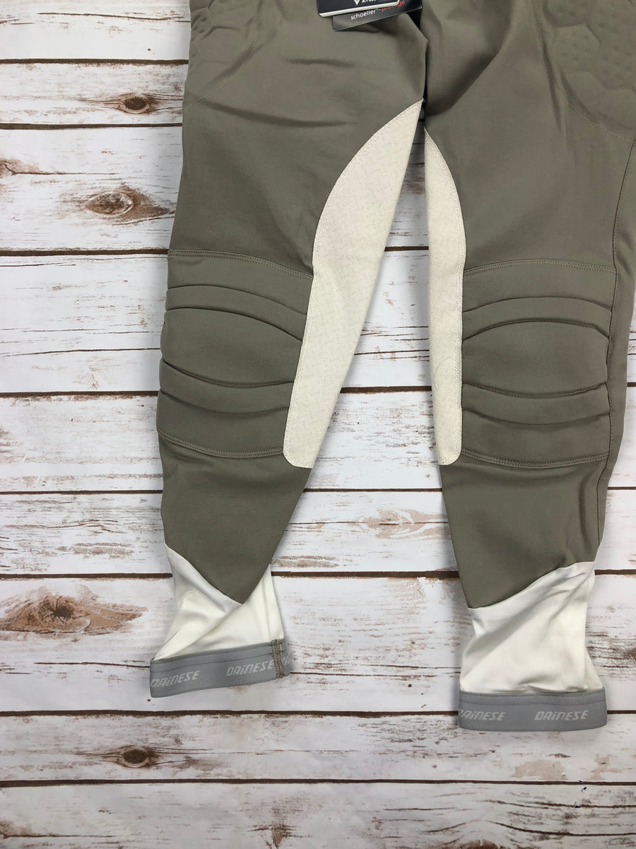 Dainese Ribot Breeches in Tan -  Leg View