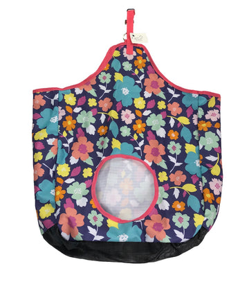 Floral Hay Bag in Multi - One Size