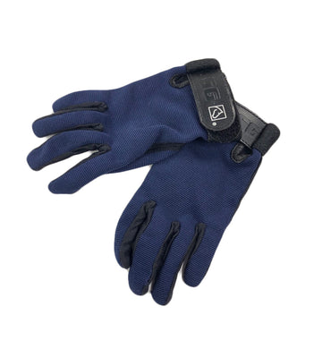 SSG All Weather Gloves in Blue - Child's Universal Size (4/5)