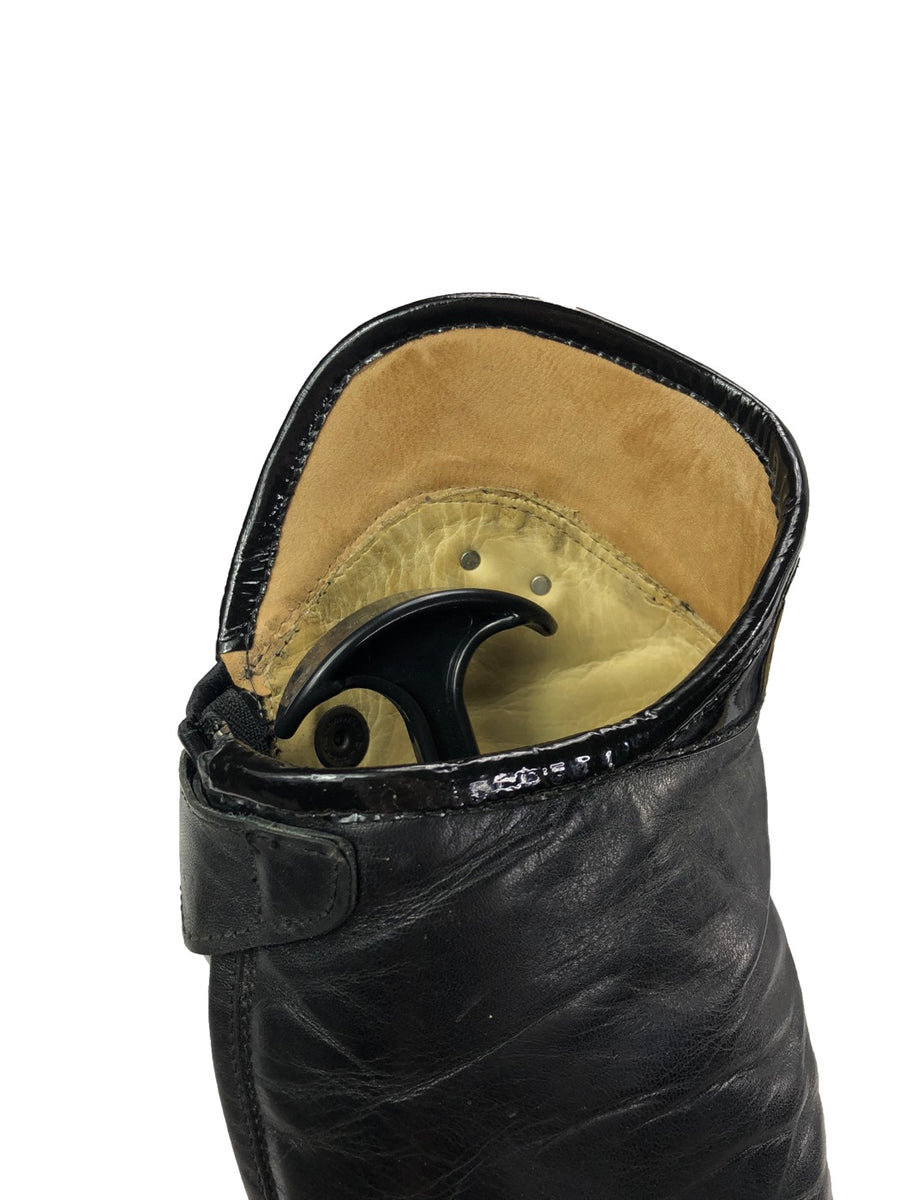 Parlanti Denver Tall Boot in Black - 35 MH+