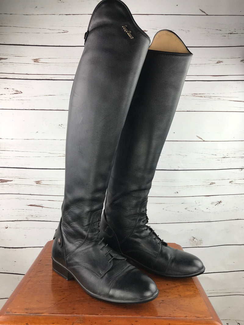 Sergio Grasso Imperia Field Boot in Black - Women's EU 41 XHE