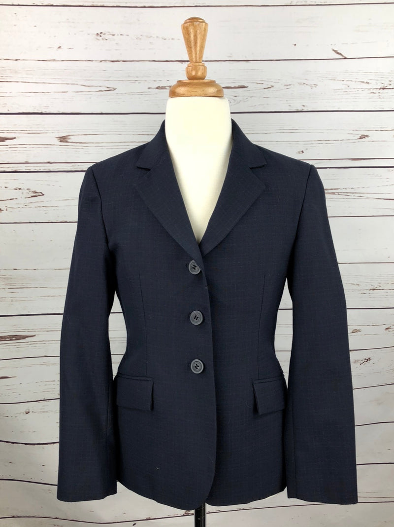 RJ Classics Essential Hunt Coat in Navy - Children's 14S