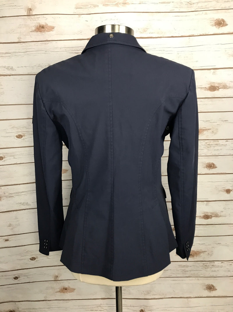 Equiline X-Cool Competition Jacket in Navy - Women's IT 48