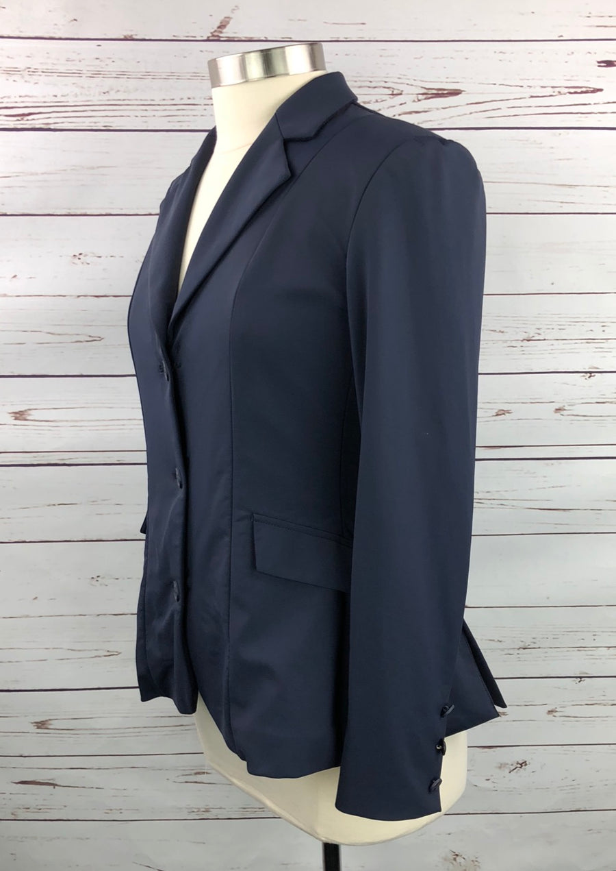 Tredstep Solo Classic Competition Coat in Navy - Women's US 4 | S