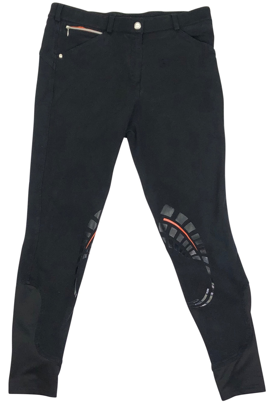 Schockemohle Libra Grip Breeches in Black